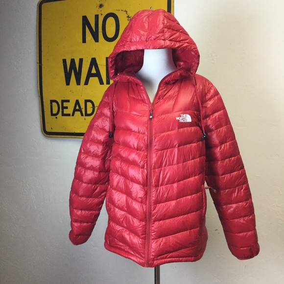 {The North Face} Puffer With built in headphones